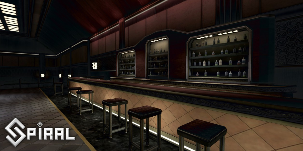 Spiral - Entertainment hub - Bar