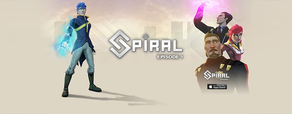 Spiral Episode 1 IOS