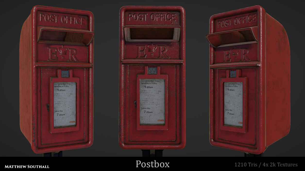 Postbox Front