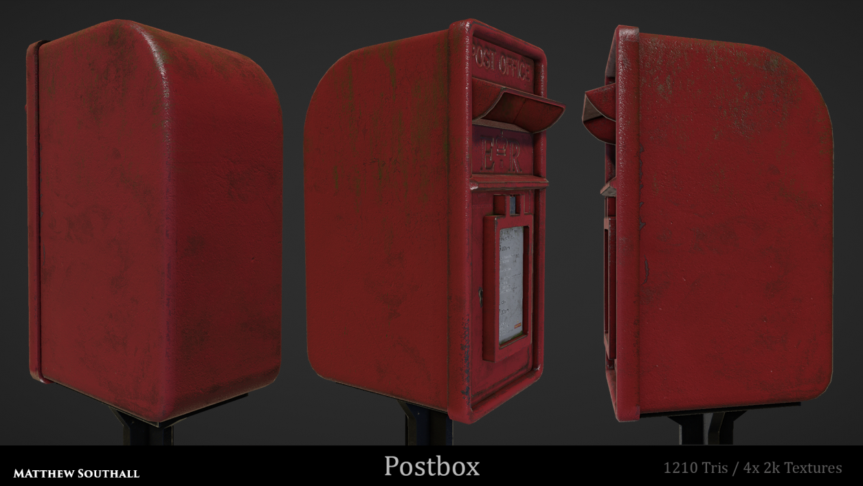 Postbox Side